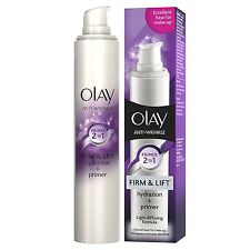 OLAY Anti-Wrinkle FIRM & LIFT Hydration + Primer Light Diffusing Moisturiser £15