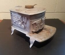 Vintage Little Fanny Cast Iron Stove ~ Philadelphia Stove Works ~ Frying Pan