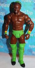 WWE Kofi Kingston Mattel Basic Action Figure Wrestling Series 1