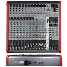 PROEL M1622USB mixer compatto 16-canali 4-bus studio live club teatri NUOVO