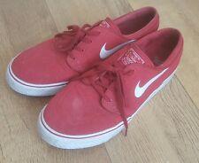 Nike SB zoom air stefan janoski red size 11