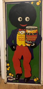 robertsons golden shred marmalade Advertising Metal Poster