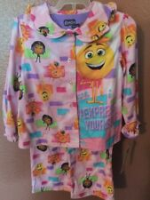 Emoji Movie Girl's 2 Piece Sleepwear Pajamas Set 5T