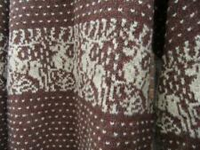 Eddie Bauer Vintage Men's sweater. Medium. 90% wool, deer, elk. Fantastic!