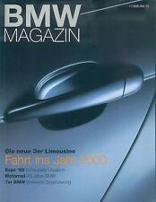BMW Magazin 1 98 R 32 16 5 50 75/5 25/3 80 G/S K 100 1998 Motorrad PKWs Auto