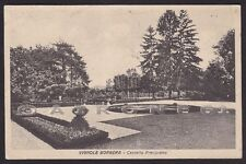 ALESSANDRIA VIGNOLE BORBERA 04 CASTELLO - FONTANA Cartolina anni '40