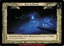 Lotr Ccg - Mine De Mithril 1U345 / Fotr Fr