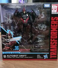 Transformers Studio Series 36 Drift