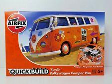 AIRFIX ,VW Camper Van,Bausatz, QuickBuild, Kleber und Farbe nicht erforderlich