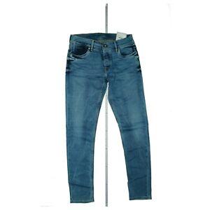Pepe Jeans Joey Hose comfort fit Tapered leg super stretch 27/30 W27L30 blue NEU