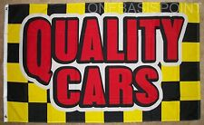 3x5 Quality Cars Flag Business Advertising Sign Banner Outdoor Mechanic Dealer