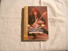 """Yngwie J. Malmsteen """"Trial by Fire Live in Leningrad 1989"""" Japan DVD UIBO-1112"""