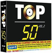CD de musique chanson t.o.p avec compilation