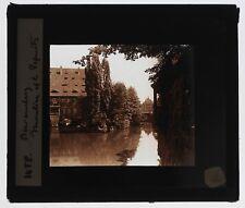 Allemagne Nuremberg Voyage de Paris à l'Europe centrale Lanterne Magique 14TP