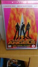 CHARLIES ANGELS DVD - great condition  free postage