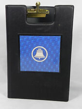 VINTAGE BELL SYSTEMS MOUNTAIN STATES TELEPHONE ADVERTISING CLIP BOARD FOLDER 3D