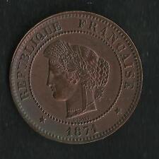 5 ct Cérès 1871 A Qualité