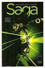 Saga #41 First Print RECALL ERROR Near Mint