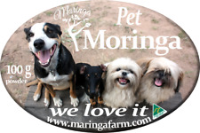 Moringa Oleifera Powder Health Care For Dogs and Cats