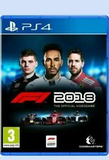 F1 2018 - PS4 Formula 1 Game AND SENT recorded delivery