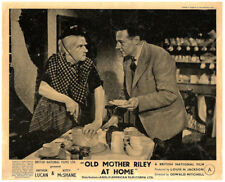 OLD MOTHER RILEY AT HOME Original Lobby Card Arthur Lucan British 1945 rare