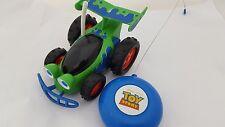 Control Remoto R C Coche De Batería De Juguete De Toy Story Pixar Niños Childrens