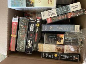30 audiobook LOT * books on CD wholesale audio book bulk Various Authors