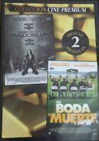 Pandorum + Una Boda De Muerte (A Few Best Men) DVD SIN ESTRENAR SOLO DESPRECINTO