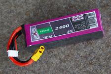 Hacker TopFuel LiPo Akku - 2400 MAh 4S - 14,8 V - 20 C - mit Stecksystem XT 60