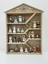 More details for franklin mint the woodmouse family complete 25 figures w/ display + documents