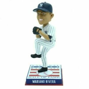 MARIANO RIVERA Bobblehead - Limited to 540 - Cooperstown Baseball Hall of Fame