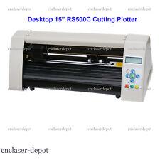 """15"""" Mini Desktop Vinyl Sticker Cutting Plotter Cutter for Sign Decal Crafts"""
