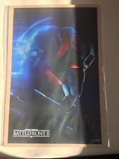 E3 EA Play 2017 STAR WARS Exclusive Limited Battlefront 2 Poster