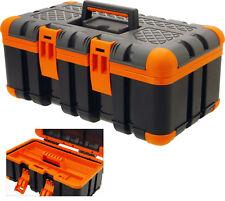 Werkzeugkoffer Werkzeugkiste Werkzeugkasten Werkzeugbox 50x30x22 cm