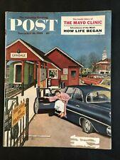 The Saturday Evening Post November 26 1960