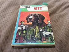 City by Clifford D Simak Bookclub Edition HC/DJ