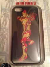 RARE Marvel Comics Avengers Iron Man 3 Iphone 5 case/cover-3D LENTICULAR MOTION!