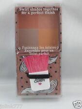 New HARD CANDY Fox in a Box Powder Blush Bronzer-359 Smooth Talker