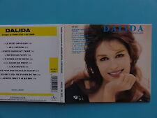 DALIDA  Réedition vinyl en CD
