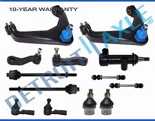 New 13pc Complete Front 2 Upper Control Arm &  Suspension Kit   GM Trucks  8-Lug