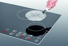 Disco Adattatore Per Piano Cottura a Induzione 21 Cm Con Manico Rimovibile