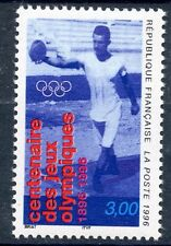 STAMP / TIMBRE FRANCE NEUF N° 3016 ** SPORT / CENTENAIRE DES JEUX OLYMPIQUES