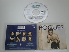 THE POGUES/PEACE AND LOVE(WEA+POGUES MAHONE RECORDS 2292-46086-2) CD ALBUM