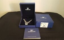 Swarovski Crystal Milky Star Necklace 1054831 NWOT in Box See Details