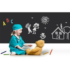 Large Black boardBest Quality Removable Wall Sticker Chalkboard Decal 100X45cm