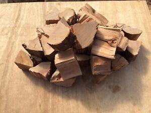 Cherry BBQ smoker wood chunks kiln dried