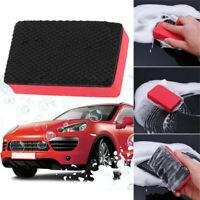 4PCS Useful Magic Clay Bar Pad Sponge Block Cleaning Eraser Wax Polish Pad Tools