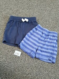Baby Boys 6-9 Months Pack Of 2 Summer Shorts (B946)