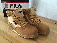 Fila Grunge Mid Schuhe Outdoor Boots Hiking Stiefel Boot chipmunk EU 42 1010107
