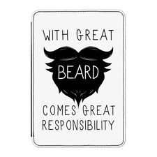 "Great Beard Comes Great Responsibility Case Cover for Kindle 6"" E-reader"